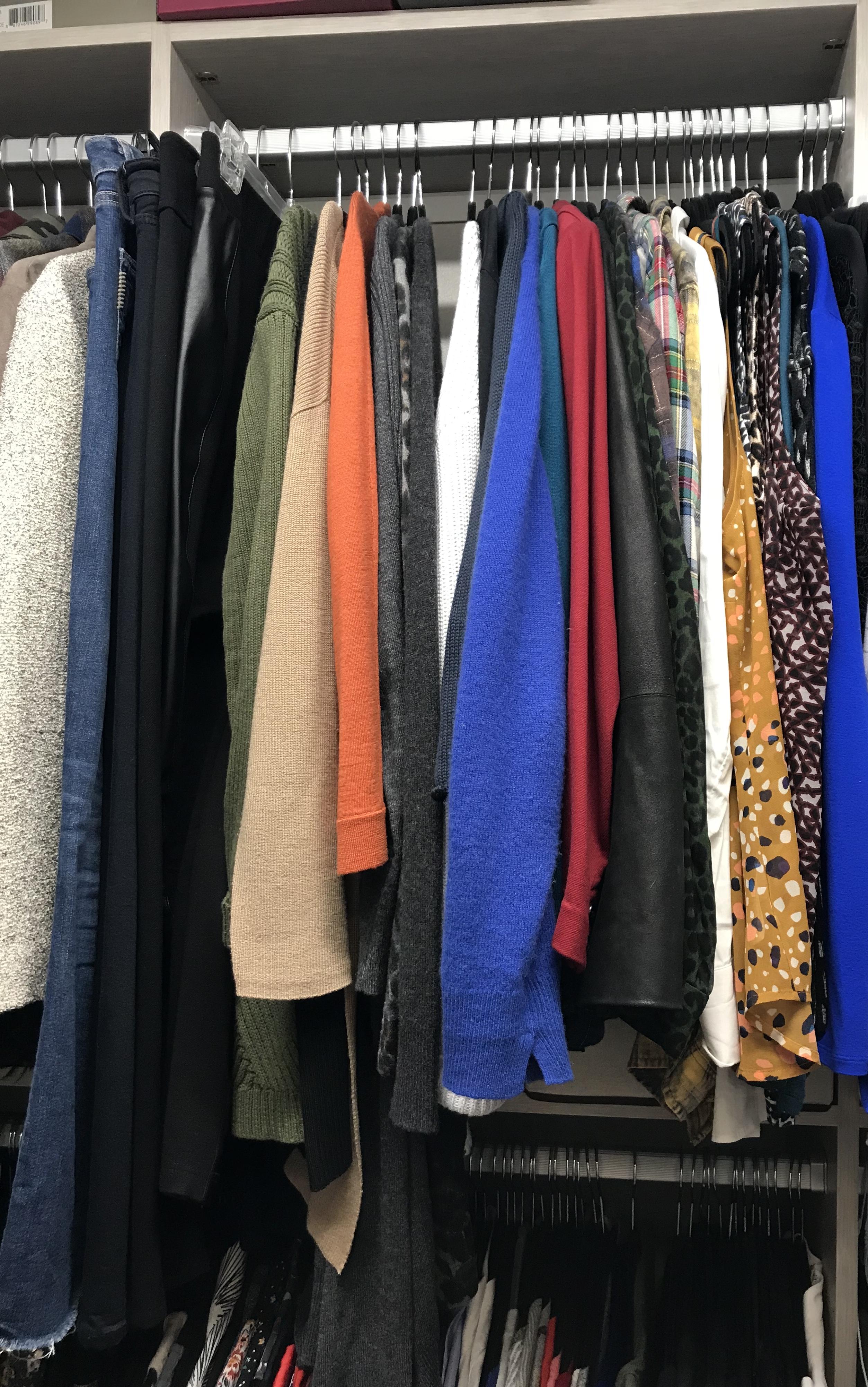 Three Reasons the Capsule Wardrobe Works