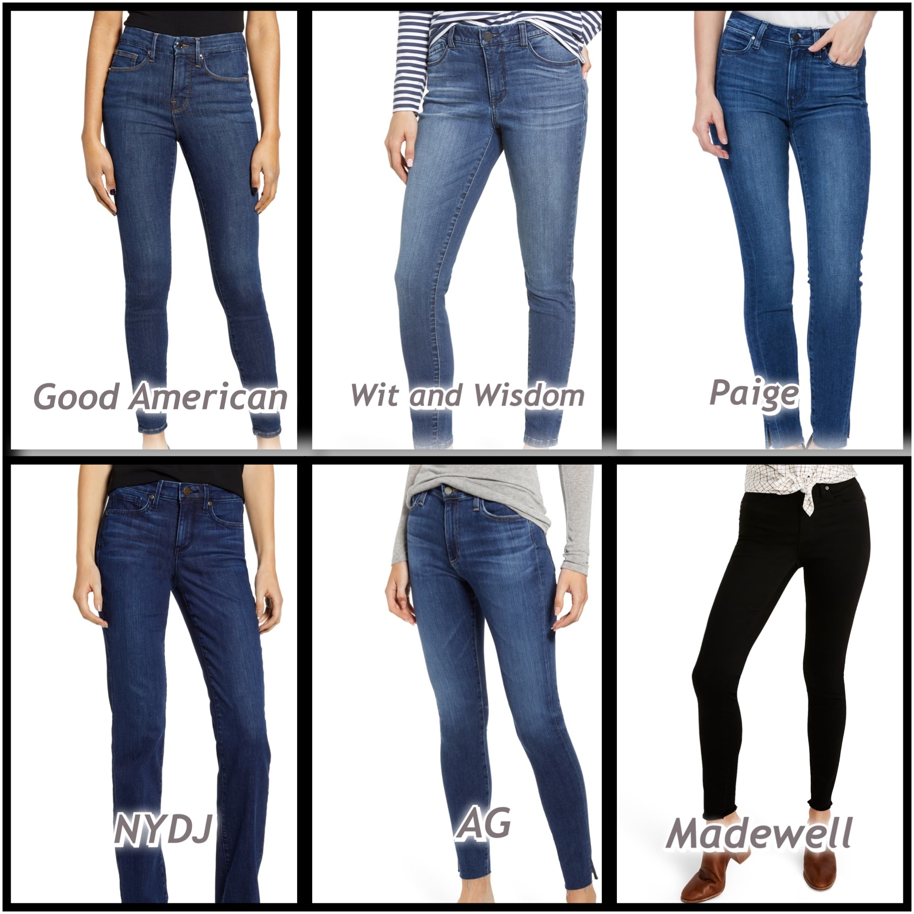 Nordstrom Anniversary Sale: Denim and Sweaters