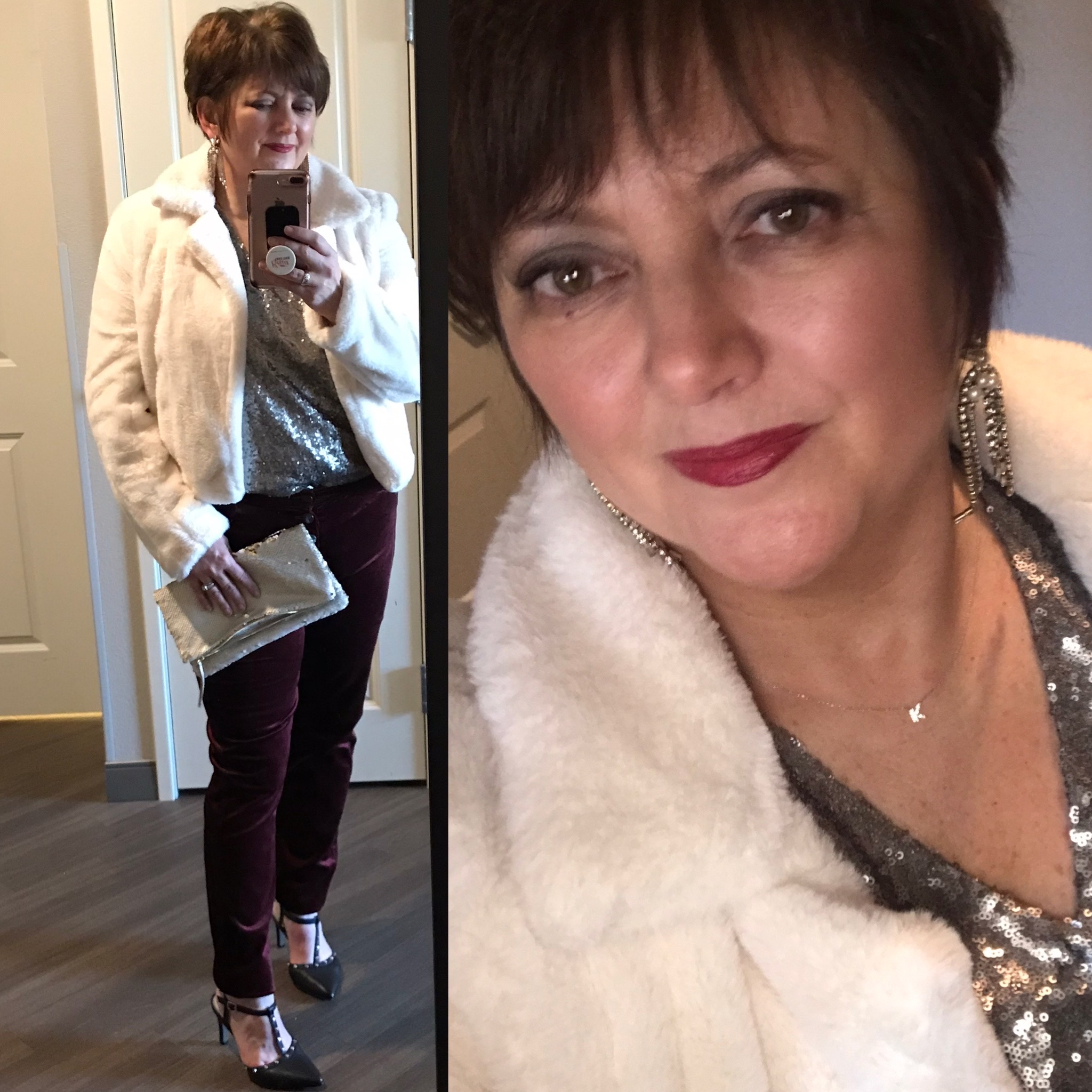Holiday Party: What I Wore