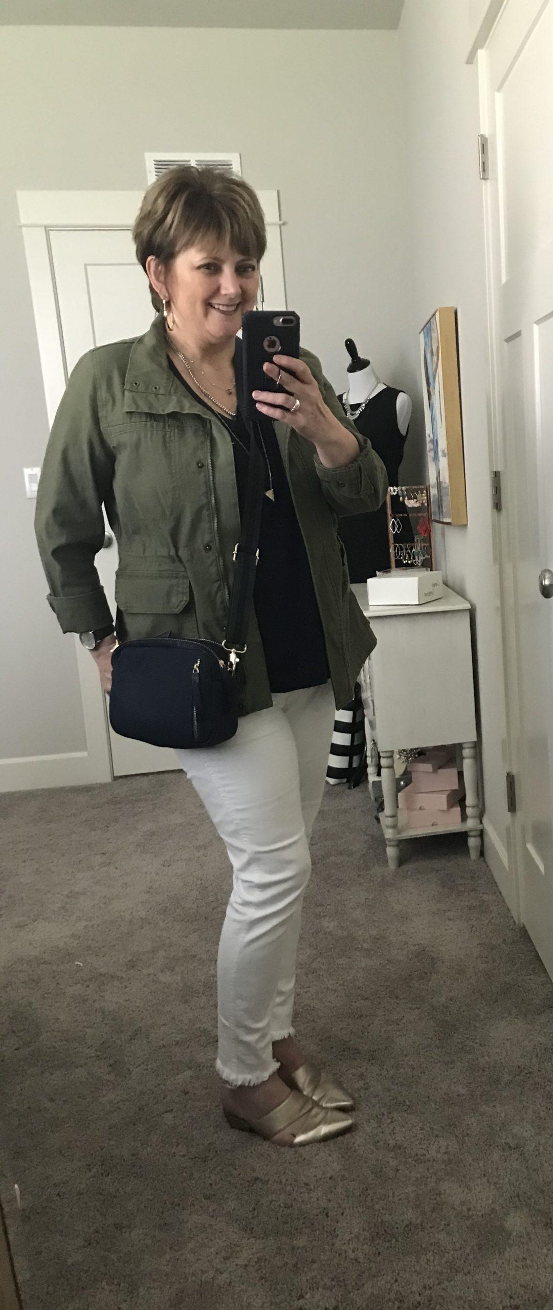Wardrobe Staple: Utility Jacket